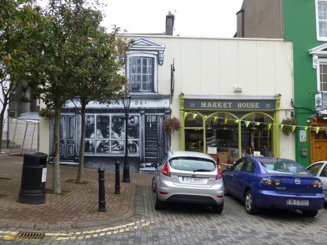 Market House shop, Cobh