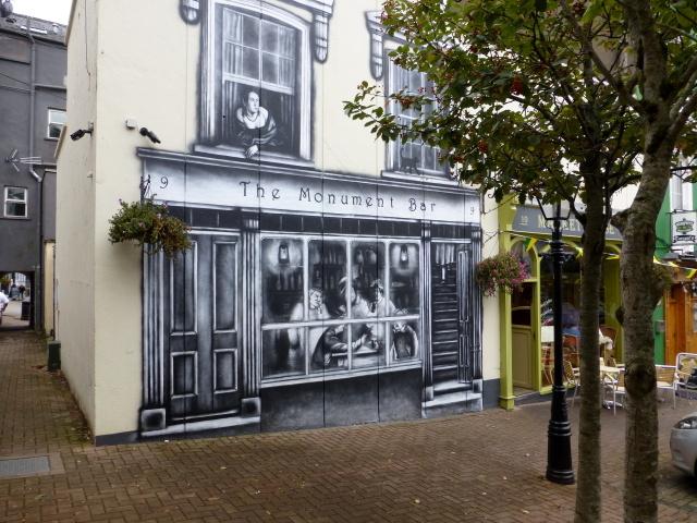 The Monument Bar, Cobh