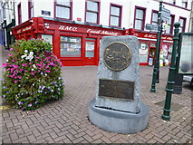 W7966 : Titanic Memorial, Cobh by Kenneth  Allen