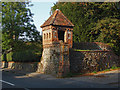 TQ0952 : The gazebo, east Horsley by Alan Hunt