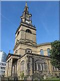 NZ2564 : All Saints Church, Pilgrim Street (3) by Mike Quinn
