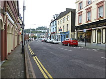 W7966 : East Beach, Cobh by Kenneth  Allen
