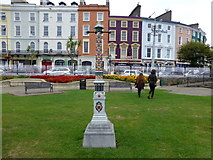 W7966 : White Star Line Parade Grounds, Cobh by Kenneth  Allen