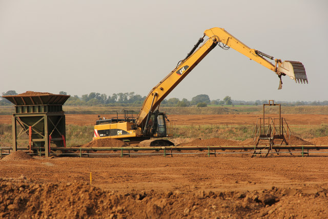 Aggregate extraction
