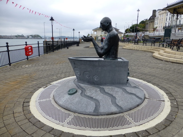 Sculpture, The Navigator, Cobh