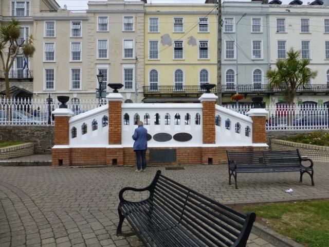 Entrance, Kennedy Park / White Star Line Parade Grounds, Cobh