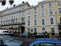 W7966 : Commodore Hotel, Cobh by Kenneth  Allen