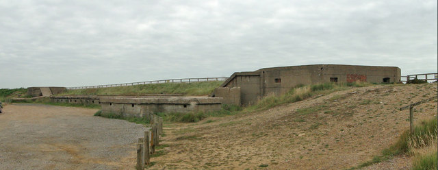 WW2 Bawdsey Coast Battery