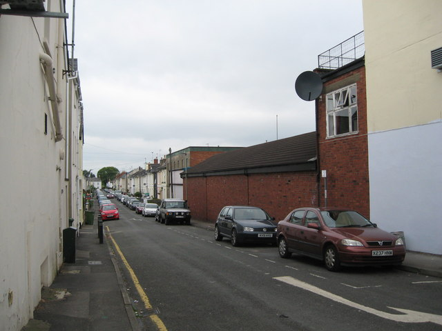 Roman Road, Cheltenham I-Glos