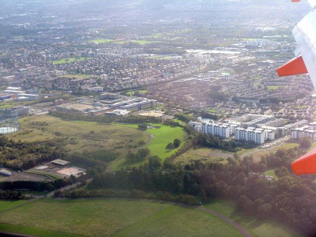 Forthquarter Park and Pilton