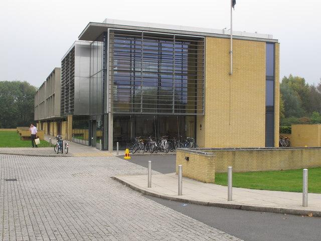 Arumugam Building, St Catherine's College, Oxford