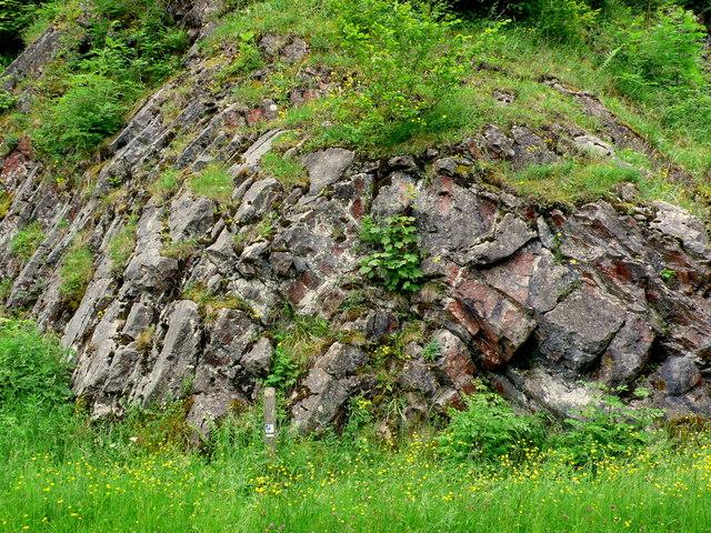 Cliffs at ApesTor