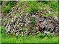 SK0958 : Cliffs at ApesTor by Nigel Mykura