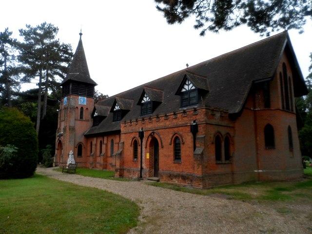 New Church of St Nicholas, Kelvedon Hatch