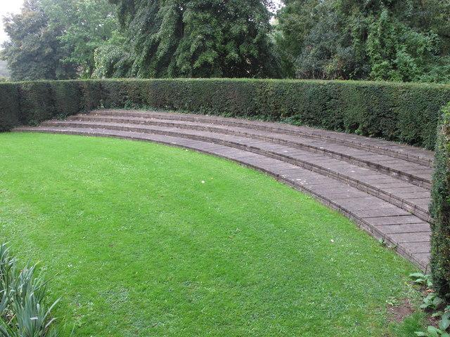 Small amphitheatre of St Catherine's College, Oxford