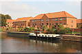 SK7954 : Brewer's Wharf by Richard Croft