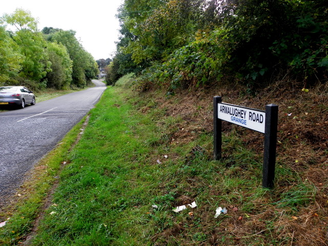 Armalughey Road, Grange