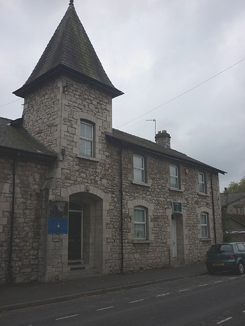 Former World War One Drill Hall, Kendal