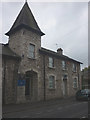 SD5192 : Former World War One Drill Hall, Kendal by Karl and Ali