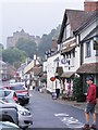 SS9943 : Dunster Post Office by Gordon Griffiths