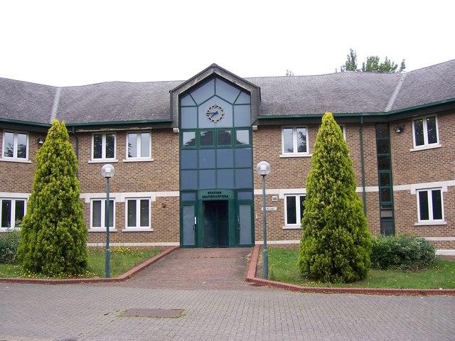RAF Uxbridge Station Headquarters