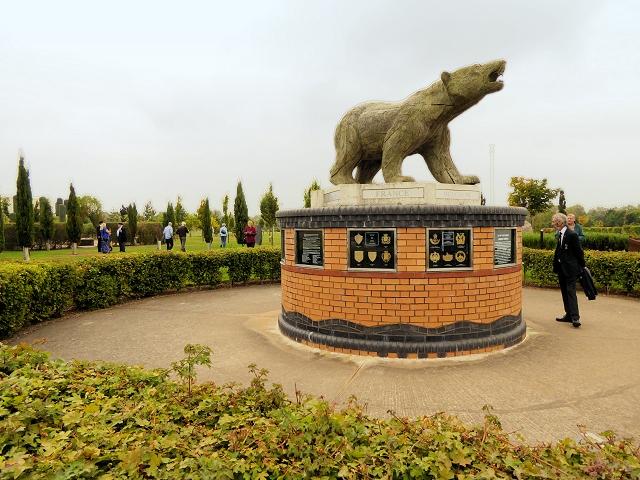 Polar Bear Memorial, NMA