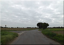 TM2389 : Port Road, Hardwick by Adrian Cable