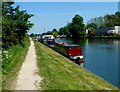 SO7408 : Canal path, Frampton on Severn by Jaggery