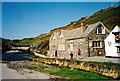 SX0991 : From horses to hostellers-Boscastle, Cornwall by Martin Richard Phelan