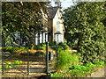TL4675 : Hinton Hall, Haddenham by Andrea