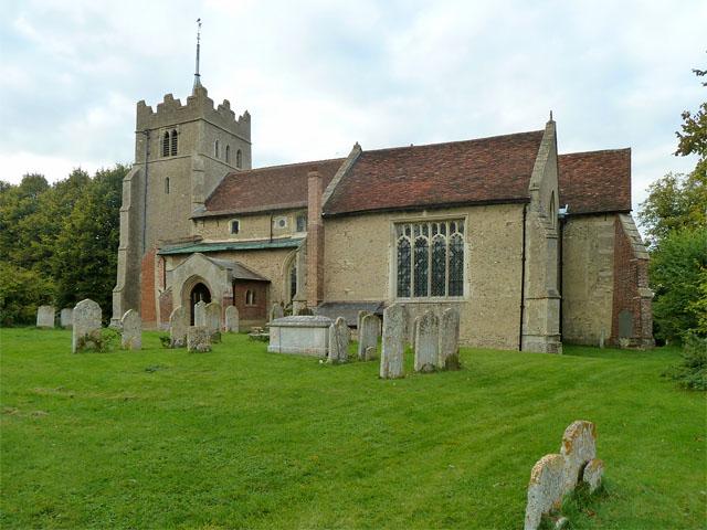 Ashdon Church