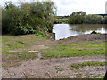 SK8282 : The site of Littleborough ferry by Alan Murray-Rust