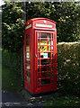 SE4366 : Defibrillator in Myton-on-Swale by Ian S