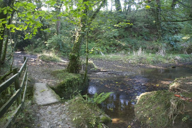Ford at Sutcombe