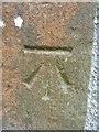 NR3361 : Benchmark, Episcopal Church, Bridgend, Islay by Becky Williamson