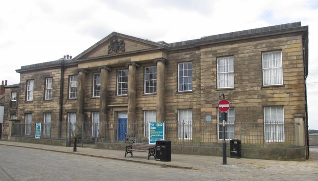 Former Pontefract Magistrates' Court, Front Street #1