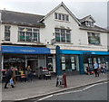 ST1586 : Covent Garden in Caerphilly by Jaggery