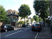 TQ4077 : Couthurst Road, Blackheath by Chris Whippet