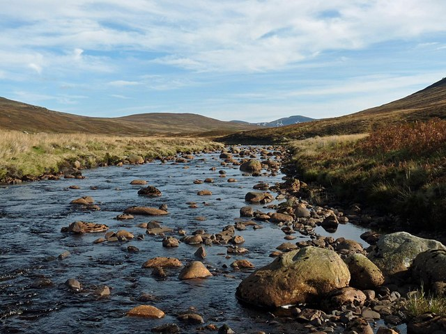 The River Brora, Sutherland