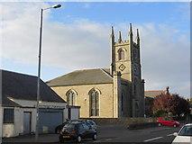 NS6113 : New Cumnock Parish Church by Peter Wood