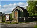 SD9652 : Thorlby 'Tin Church' by Dr Neil Clifton