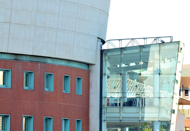 The Waterfront Hall, Belfast - October 2014(3)