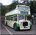 ST5772 : Bristol Lodekka open-top bus by Ian Taylor