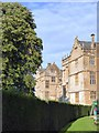ST4917 : The western front of Montacute House by David Smith