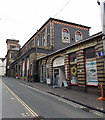 SO7193 : Newmarket Building in Bridgmorth by Jaggery