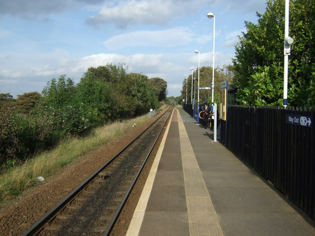 Silkstone Common Railway Station