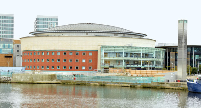 The Waterfront Hall, Belfast - October 2014(4)