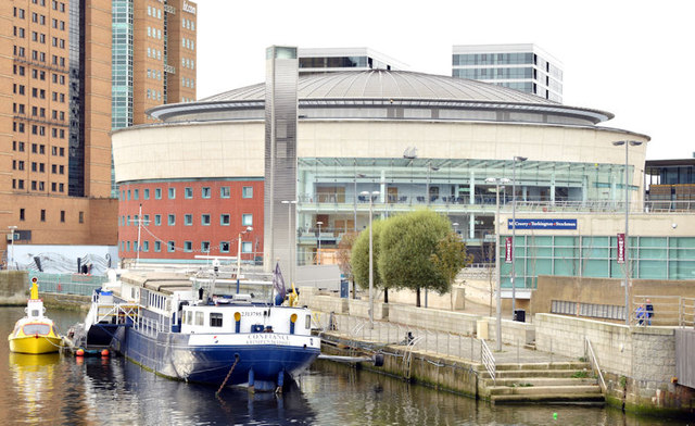 The Waterfront Hall, Belfast - October 2014(5)