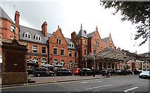 TQ2781 : Marylebone Station by John Salmon