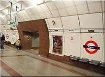 TQ3183 : Angel Underground Station by N Chadwick